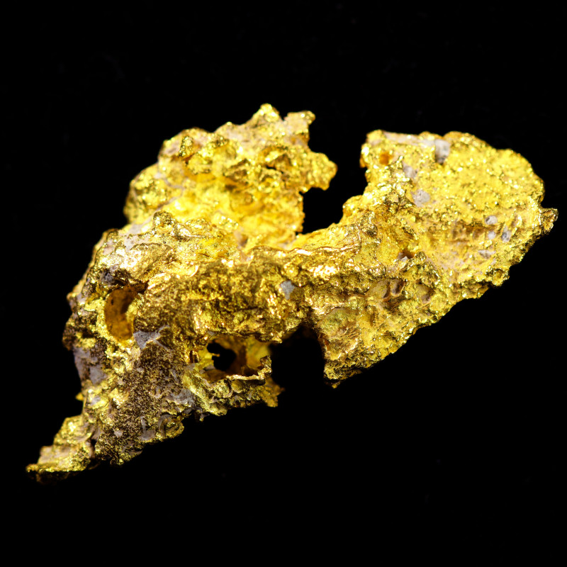 8.82 GRAMS Large Australian Gold Nugget LGN 1571