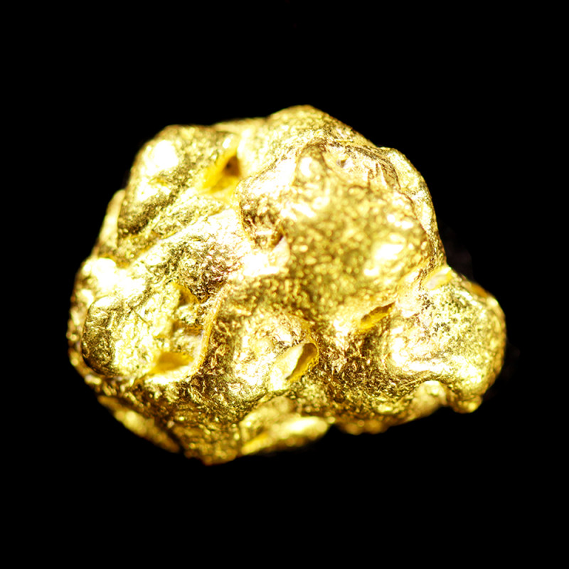 7.68 GRAMS Large Australian Gold Nugget LGN 1572