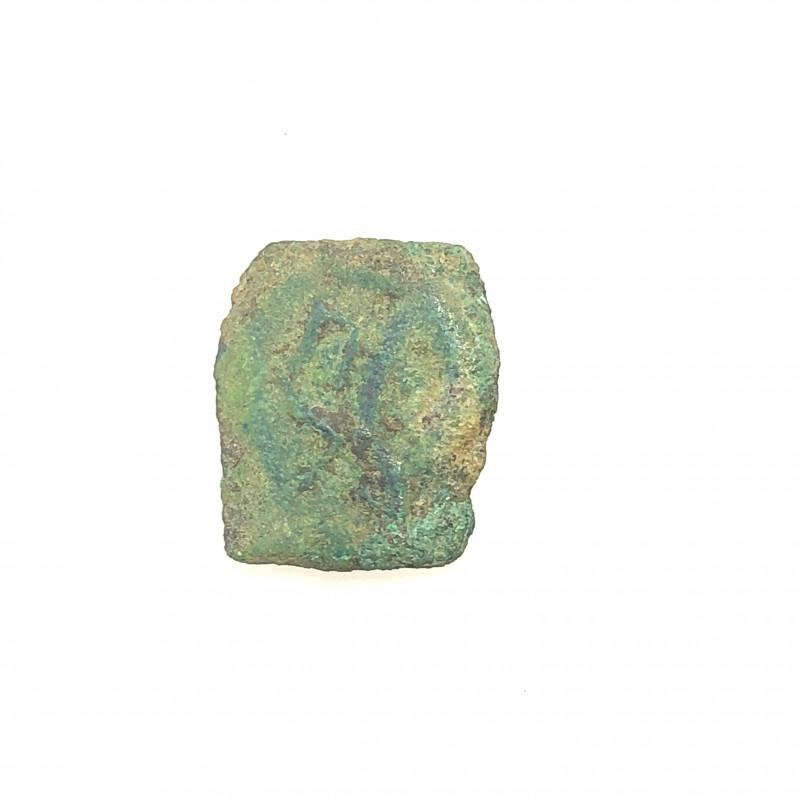 Genuine 2,000-Year-old Widows mite Coin CP 246