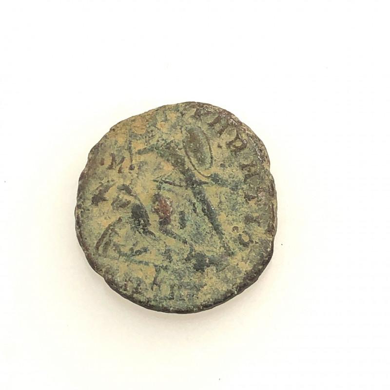 As Found Ancient Roman  bronzeCoin  CP 310