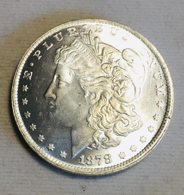 Collectible Hobo LMorag 1878  Coin CP 489