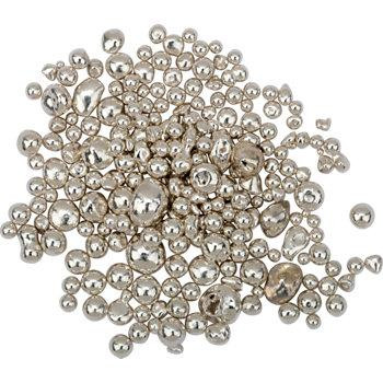 50g Nickel Free Tarnish Resistant Silver Rolling Grain Casting Pellets Gran