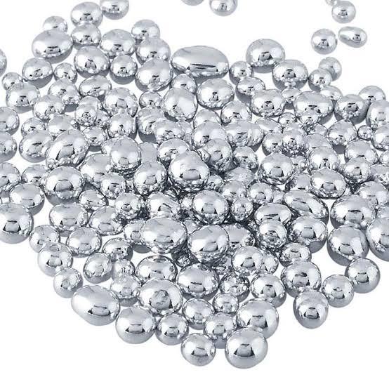 50g Nickel Free Argentium Rolling Grain Pellets Casting Granules