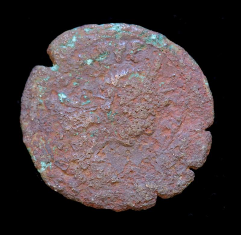 As Found Ancient Roman  Bronze Coin  CCC 1250