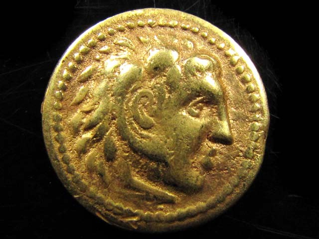 ANCIENT ROMAN  COIN REPO  J 791