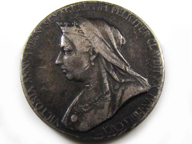 MEDALLION UK OLD 1837
