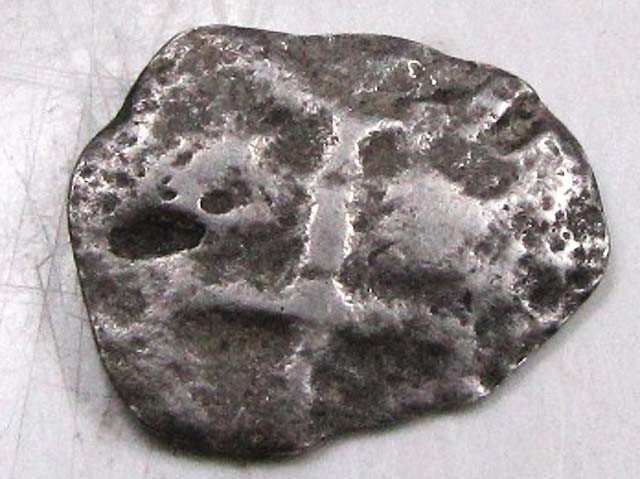 MEXICO CITY   COB 1REALES 1680-1750  AC 658