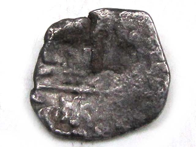 MEXICO CITY   COB 1REALES 1680-1750  AC 659
