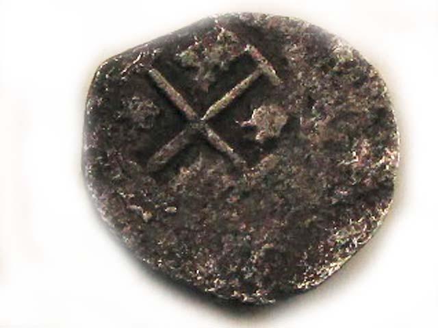 PERU LIMA   COB 1/2  REAL 1621-1746  AC 664