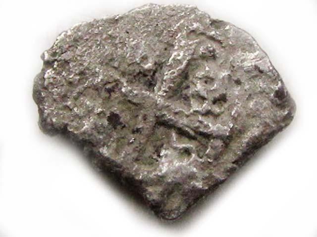 PERU LIMA  PHILIP V  COB 1/2  REAL 1700-1746  AC 671