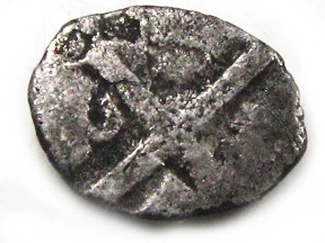 PERU LIMA  PHILIP V  COB 1/2  REAL 1700-1746-  AC 677