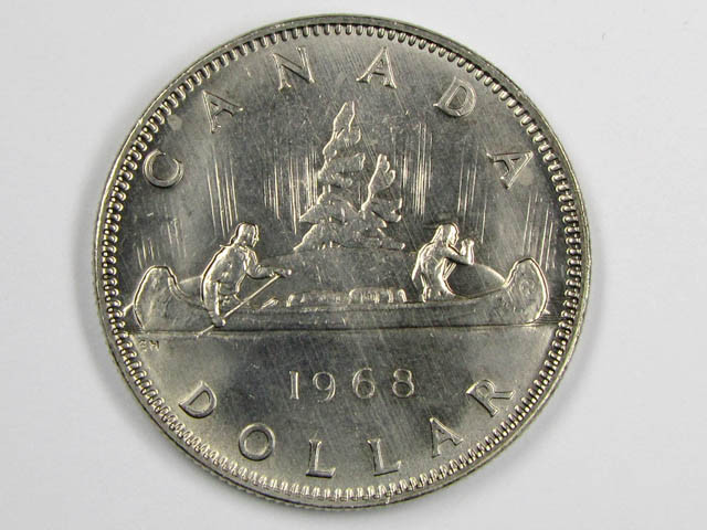 CANADIAN 1968 COIN CO 1087