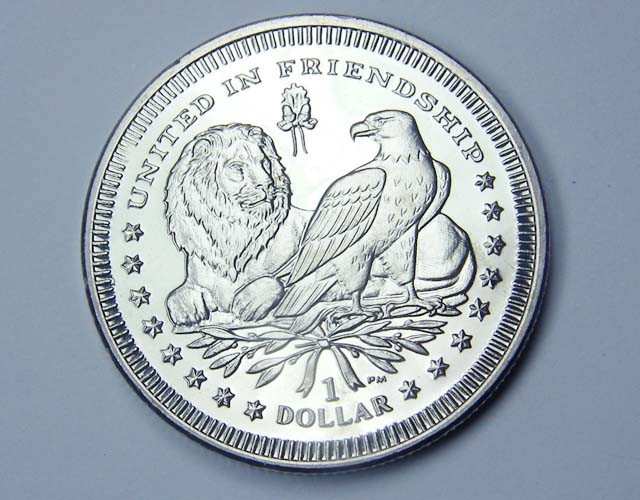 2007 Quadricentennial  Founding of Jamestown Coin CO 1150
