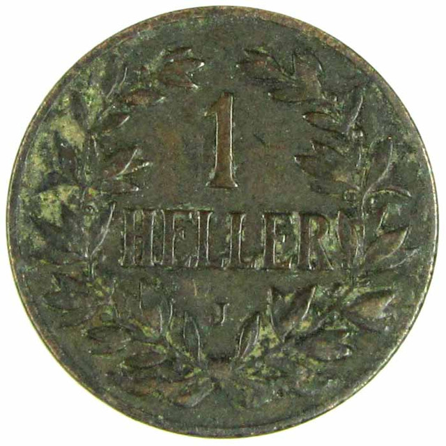 GERMAN EAST AFRICA 1908 COIN J 1679