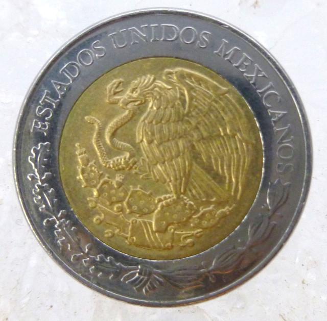 BI METAL 1993 $5  COIN J 1986