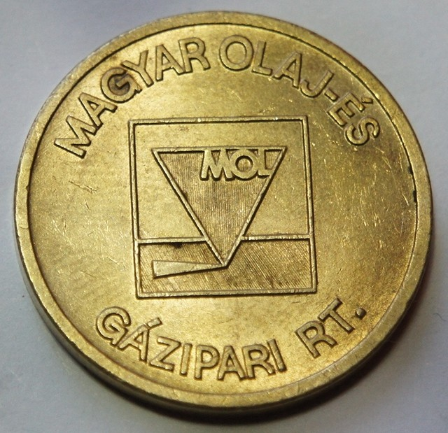 Token MOL (Hungarian Oil and Gas Company)
