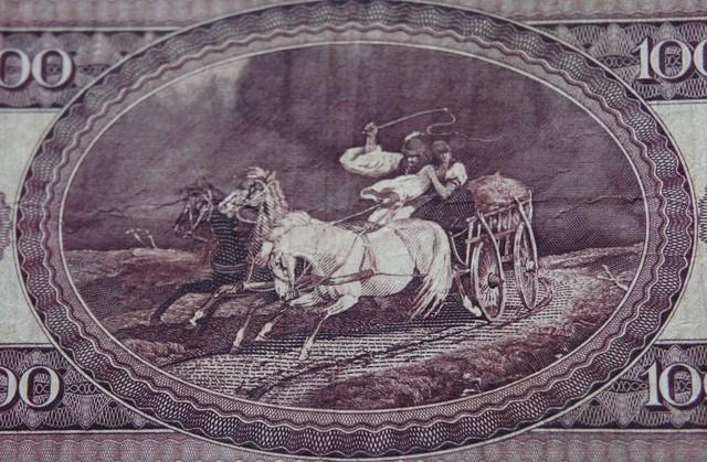 Hungary Száz (100) Forint 1992 Kossuth Lajos