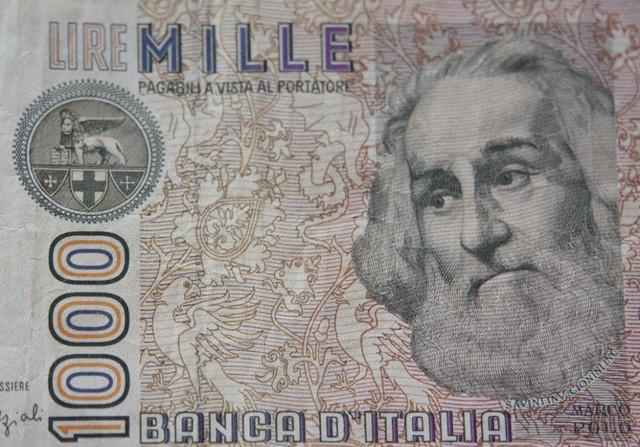 Italy 1000 Lire 1982