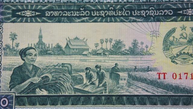 Laos 100 Kip 1979 UNC