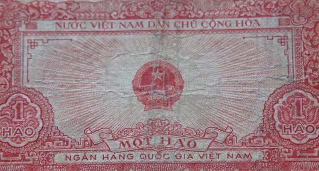 Vietnam 1 Hao 1958
