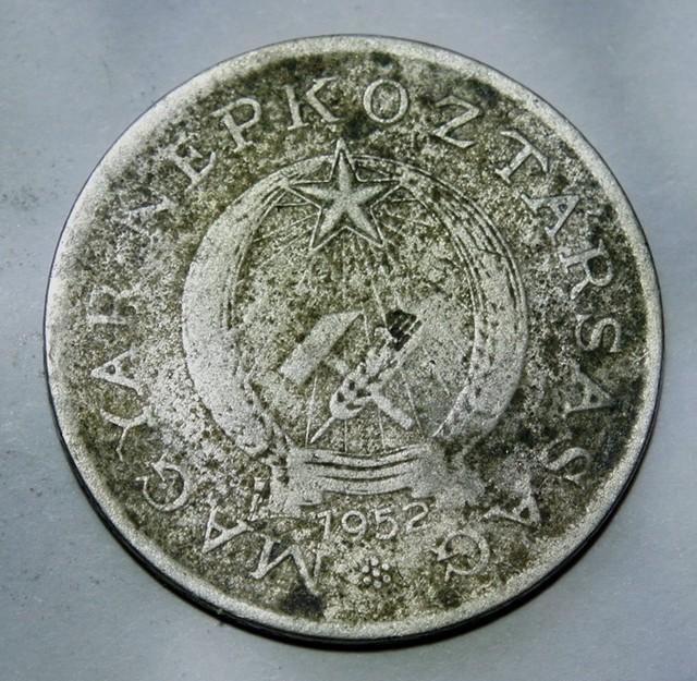 Hungary 2 Forint 1952 KM#548 Rare