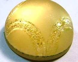 GOLDEN QUARTZ -DOUBLET 11.45 CTS FP-614 (PG-GR)