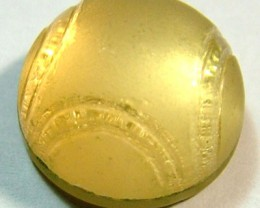 GOLDEN QUARTZ- DOUBLET 11.65 CTS MA-22