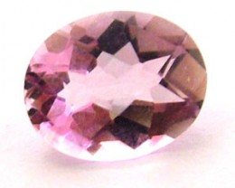 QUARTZ -DOUBLET FACETED 2.30 CTS FP-671 (PG-GR)