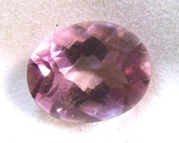 QUARTZ- DOUBLET FACETED 2.40 CTS FP-674 (PG-GR)