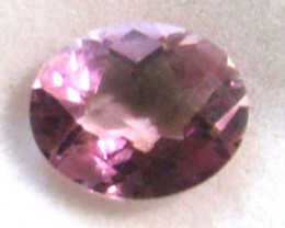 QUARTZ- DOUBLET FACTED 2.55 CTS FP-678 (PG-GR)