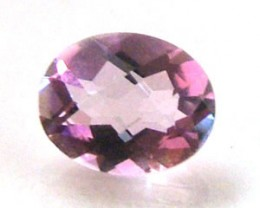QUARTZ- DOUBLET FACETED 2.55 CTS FP-733 (PG-GR)