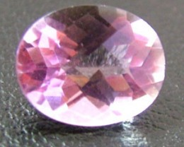 QUARTZ- DOUBLET FACTED 2.75 CTS FP-735 (PG-GR)