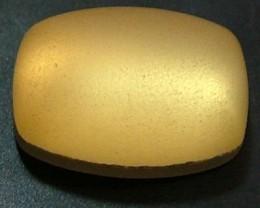 GOLDEN QUARTZ- DOUBLET 8.05 CTS FP-945 (PG-GR)