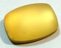 GOLDEN QUARTZ- DOUBLET 7.35 CTS FP-943 (PG-GR)