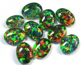 BRILLIANT LAB OPAL PARCEL  8X6 MM EACH RN1506