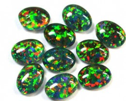 BRILLIANT LAB OPAL PARCEL  8X6 MM EACH RN1507