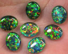 BRILLIANT LAB OPAL PARCEL 10 X 8  MM EACH RN 1519
