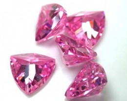 COLOURED STONES  5 PIECES 12.10CTS G1576