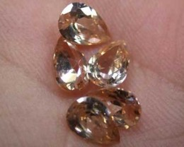 PARCEL 5 COLOURED STONES 3.10CTS  G1633