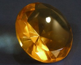 255 CTS  FANCY DISPLAY YELLOW GOLDEN TOPAZ  GEMSTONE  11136