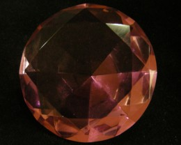 477 CTS  FANCY DISPLAY PINK TOPAZ GEMSTONE  11137
