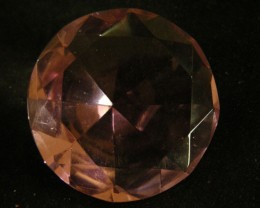 203 CTS  FANCY DISPLAY PINK TOPAZ GEMSTONE  11138