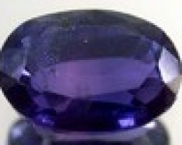 SYNTHETIC SAPPHIRE  4.70 CARATS GW 1389
