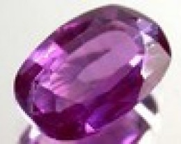 SYNTHETIC SAPPHIRE  5.10 CARATS GW 1376