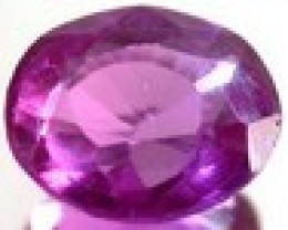 SYNTHETIC SAPPHIRE  4.10 CARATS GW 1382