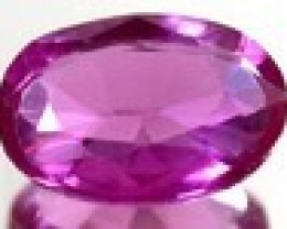 SYNTHETIC SAPPHIRE  4.10 CARATS GW 1387