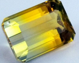 DAZZLING BI COLOR GEMSTONE (SYNTHETIC) 17.70  CARATS PG 73