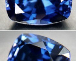 TOP QUALITY CORNFLOWER BLUE VERNEUIL SAPPHIRE14x12mm 11,54ct
