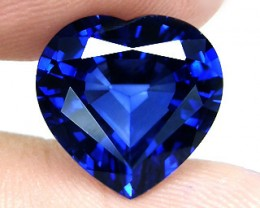 TOP QUALITY CRNFLOWER BLUE VERNEUIL SAPPHIRE 2,70cts 8x8mm