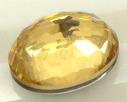 GOLDEN QUARTZ-DOUBLET  3.75  CTS   MA-51